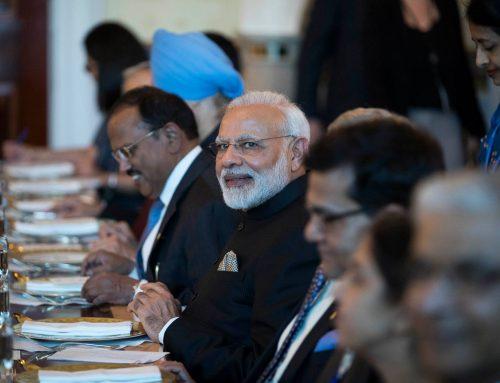 Indian PM Narendra Modi's US Visit