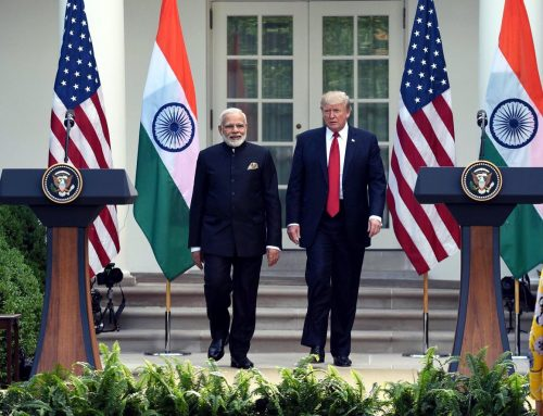 Remarks by President Trump and Prime Minister Modi of India in Joint Press Statement